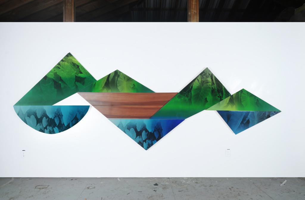 Tessellation ('ili ku pono), Les Filter Feeders (2015)